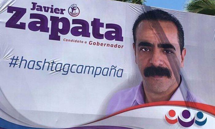 Hashtagcampana Javier Zapata