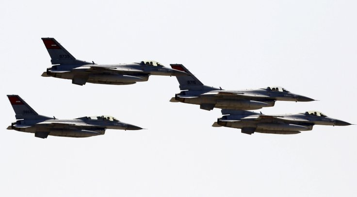 Egypt air strikes in Libya