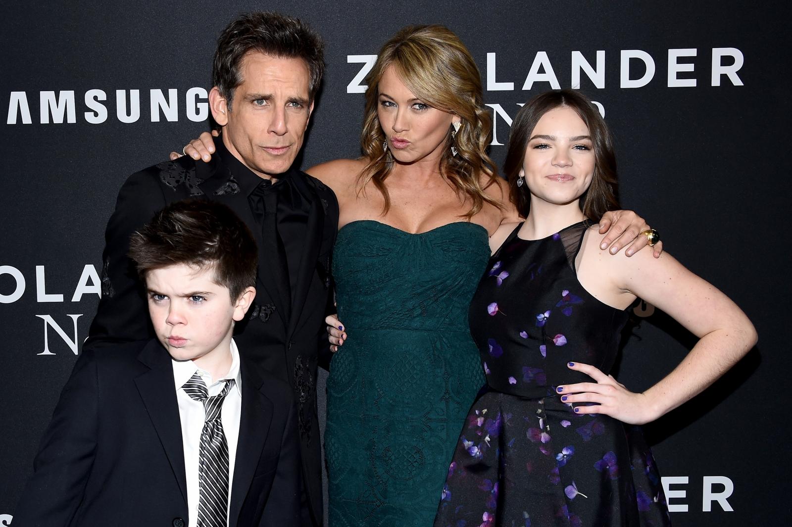 Stiller family