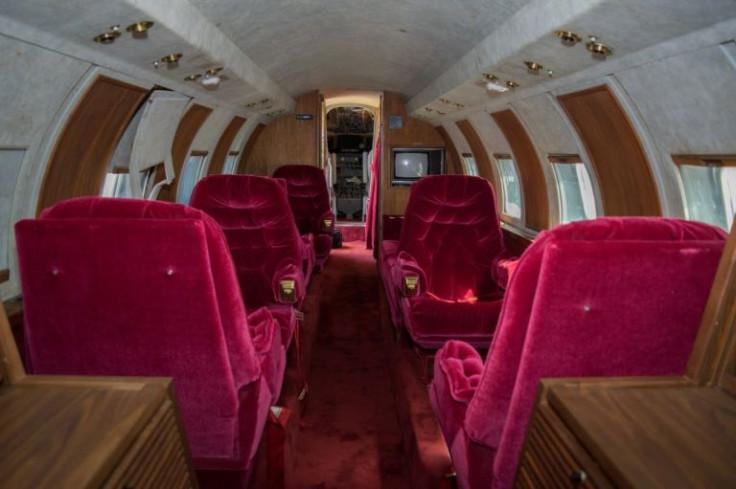 The Elvis jet