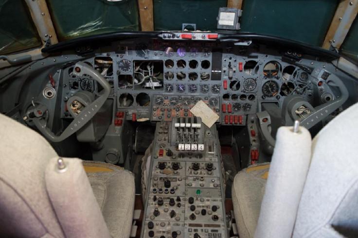 The Lockheed Jetstar