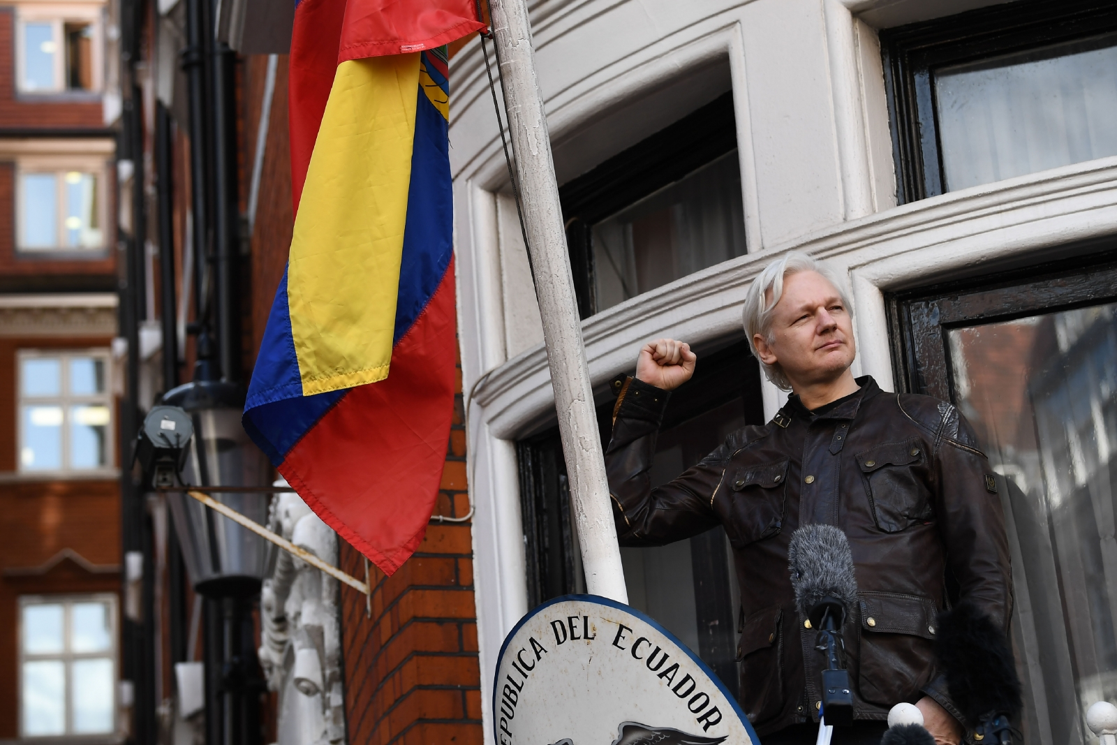 Ecuadorean president calls WikiLeaks founder a hacker