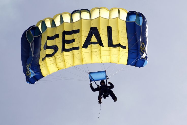 Navy Seal skydiver plunges to death into Hudson River after