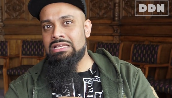 Comedian Guz Khan on muslims not terrorists