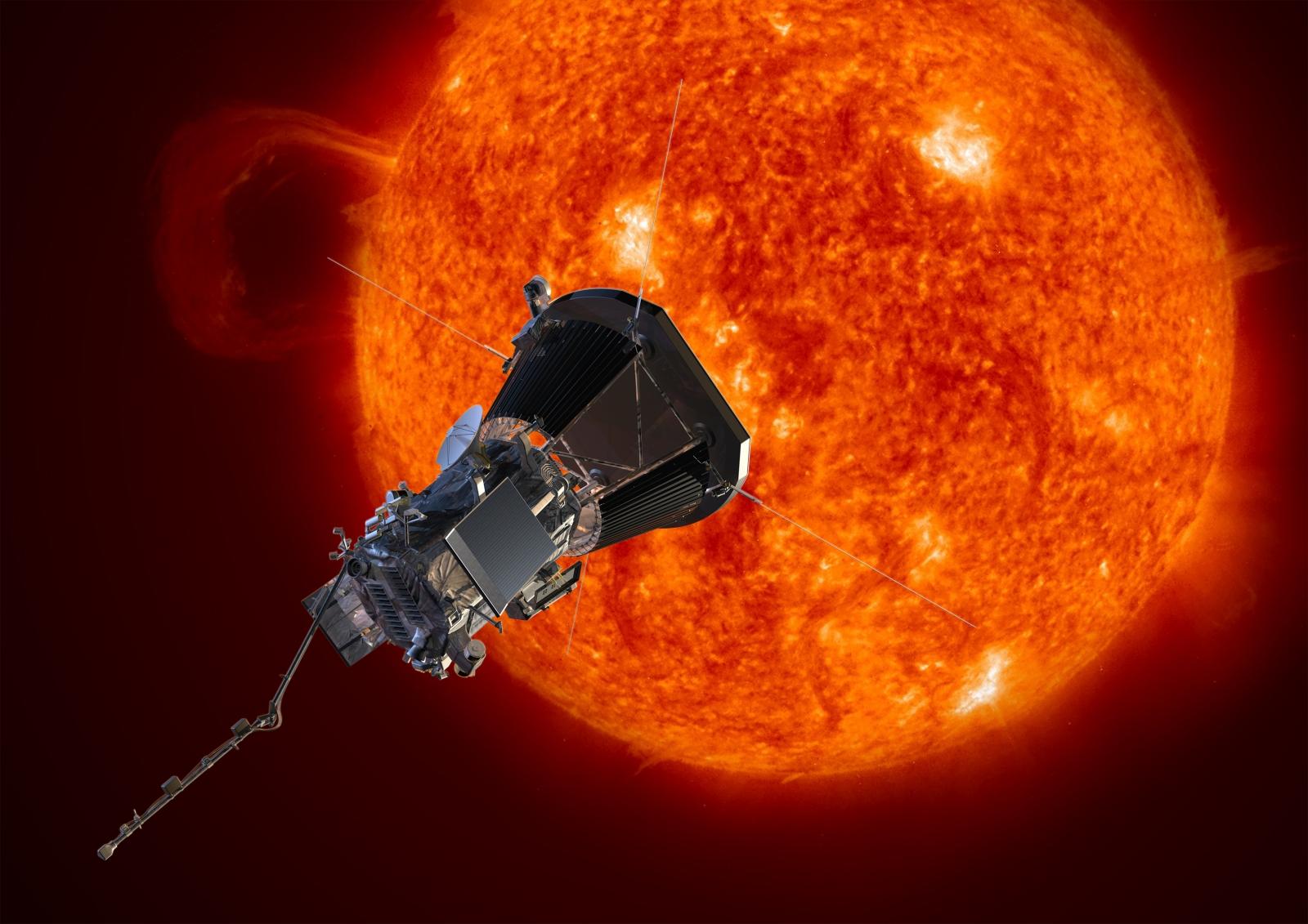 Nasa Solar Probe Plus mission announcement