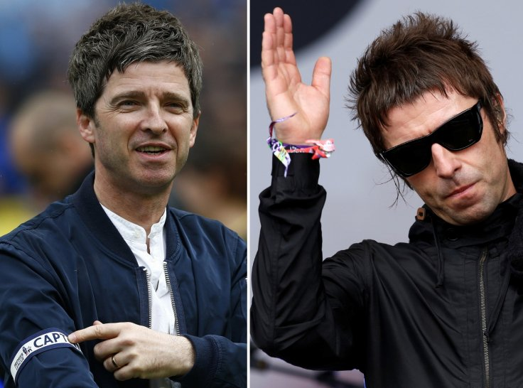 Noel Gallagher Liam Gallagher