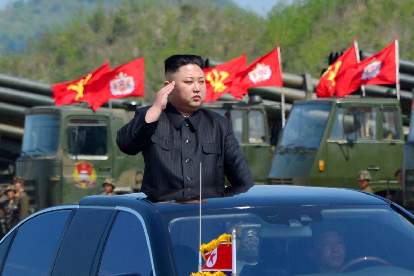North Korea missile launch
