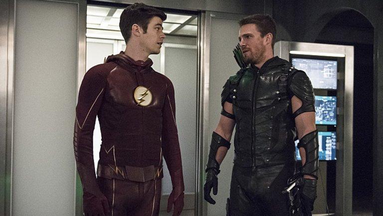 Gotham, Arrow and Flash crossover