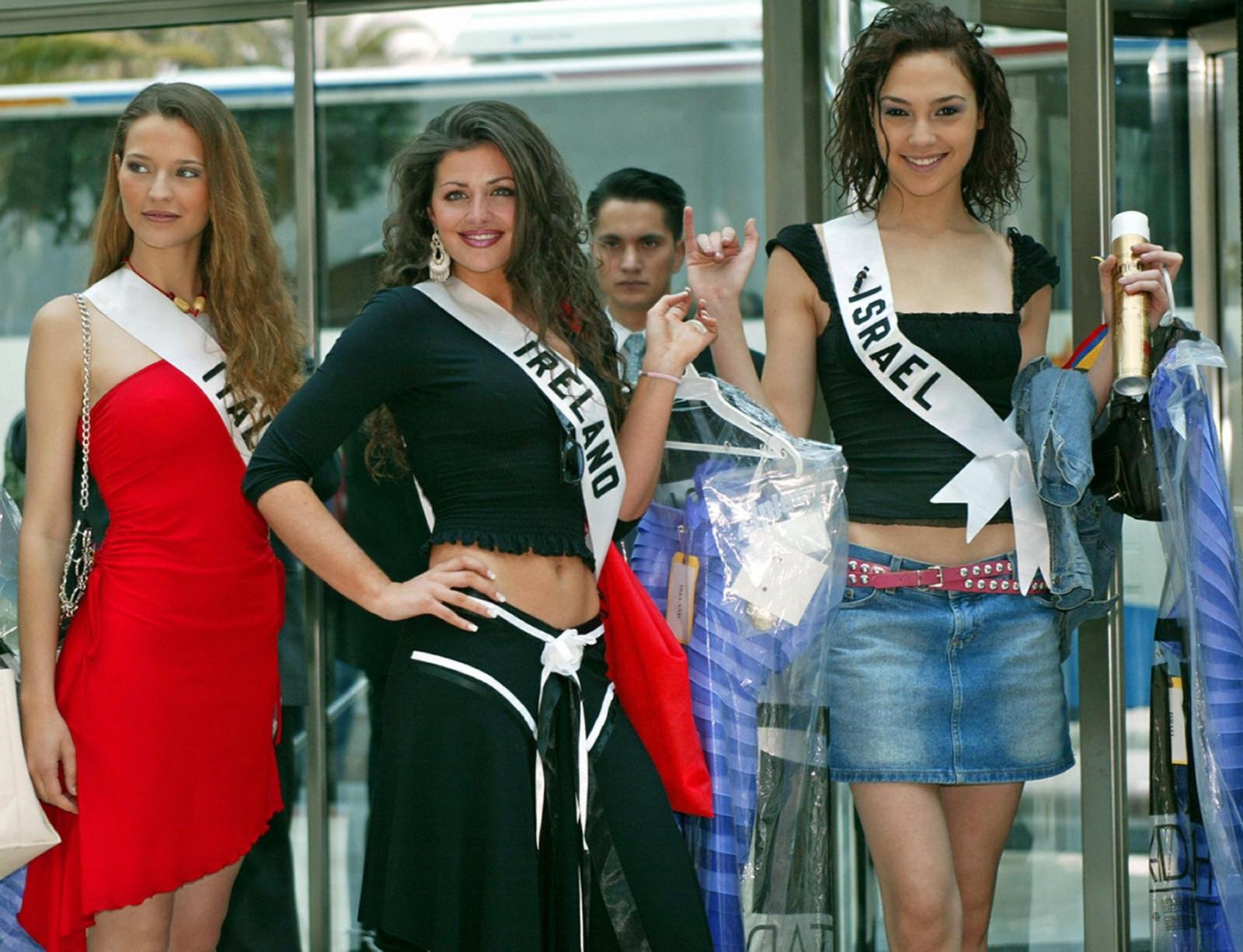 Gal Gadot as Miss Israel