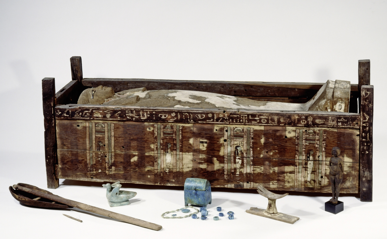 Who's your mummy? Genetic secrets of ancient Egypt unwrapped