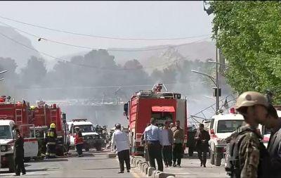 Dozens Killed In Massive Car Bomb Attack In Kabul