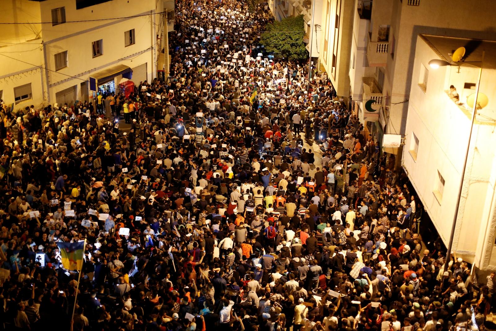 Morocco protests