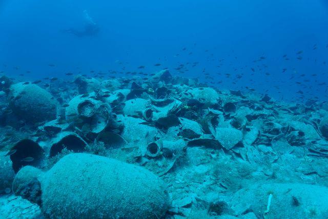 Delos shipwreck