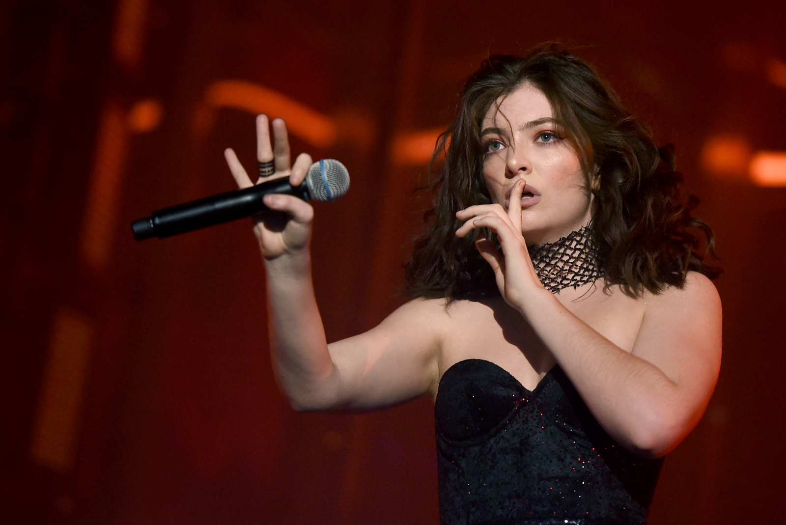 Lorde on Suddenly Getting the Royal Treatment: The Irony Is Not Lost OnMe' photo