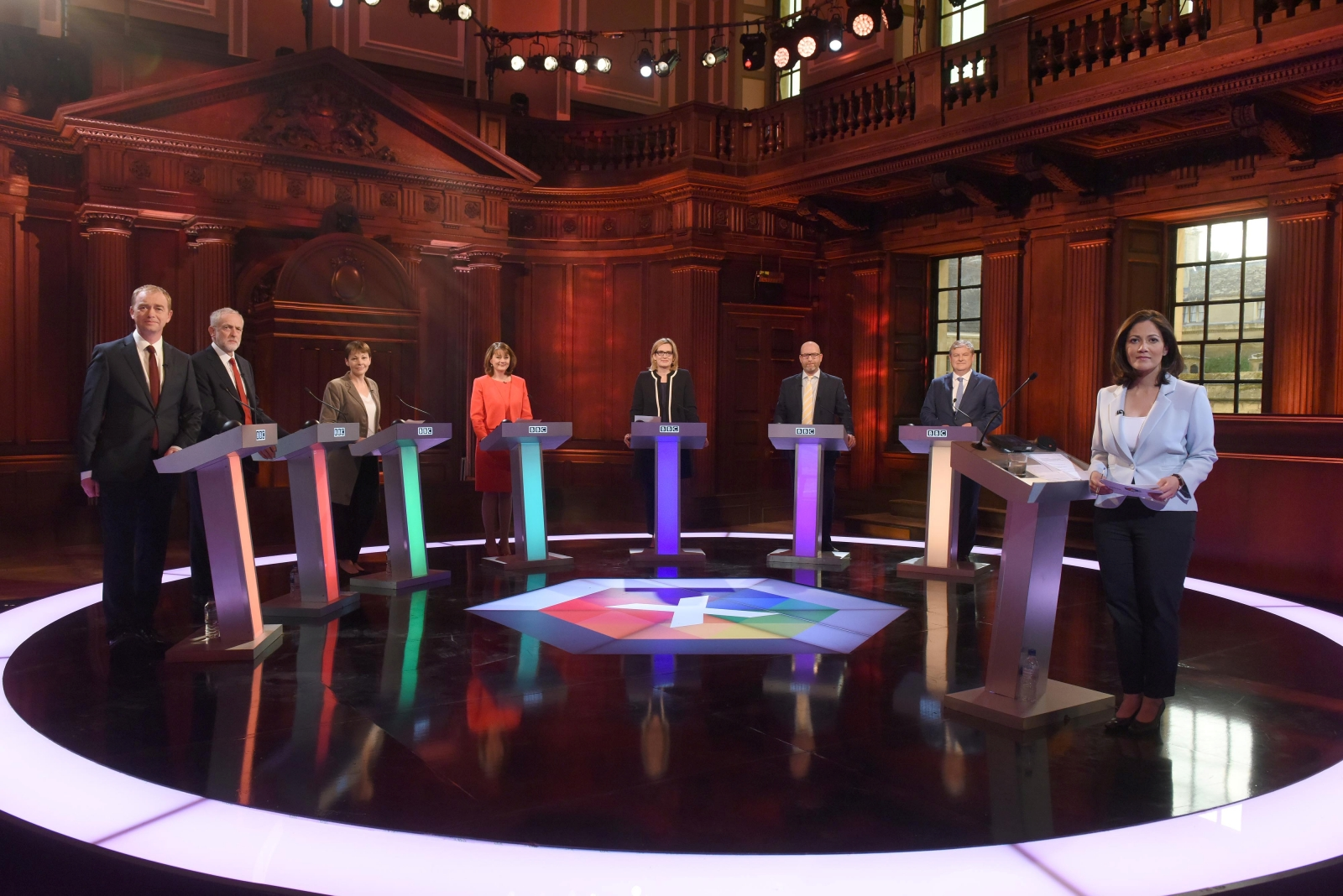 BBC TV debate