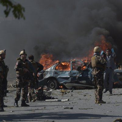U.N. Chief Strongly Condemns Kabul Attack That Killed At Least 90 Civilians