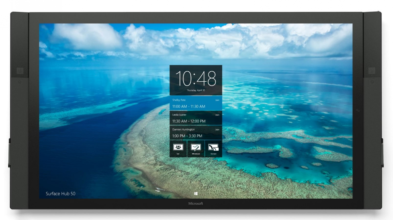 Windows 10 Creators Update comes to SurfaceHub