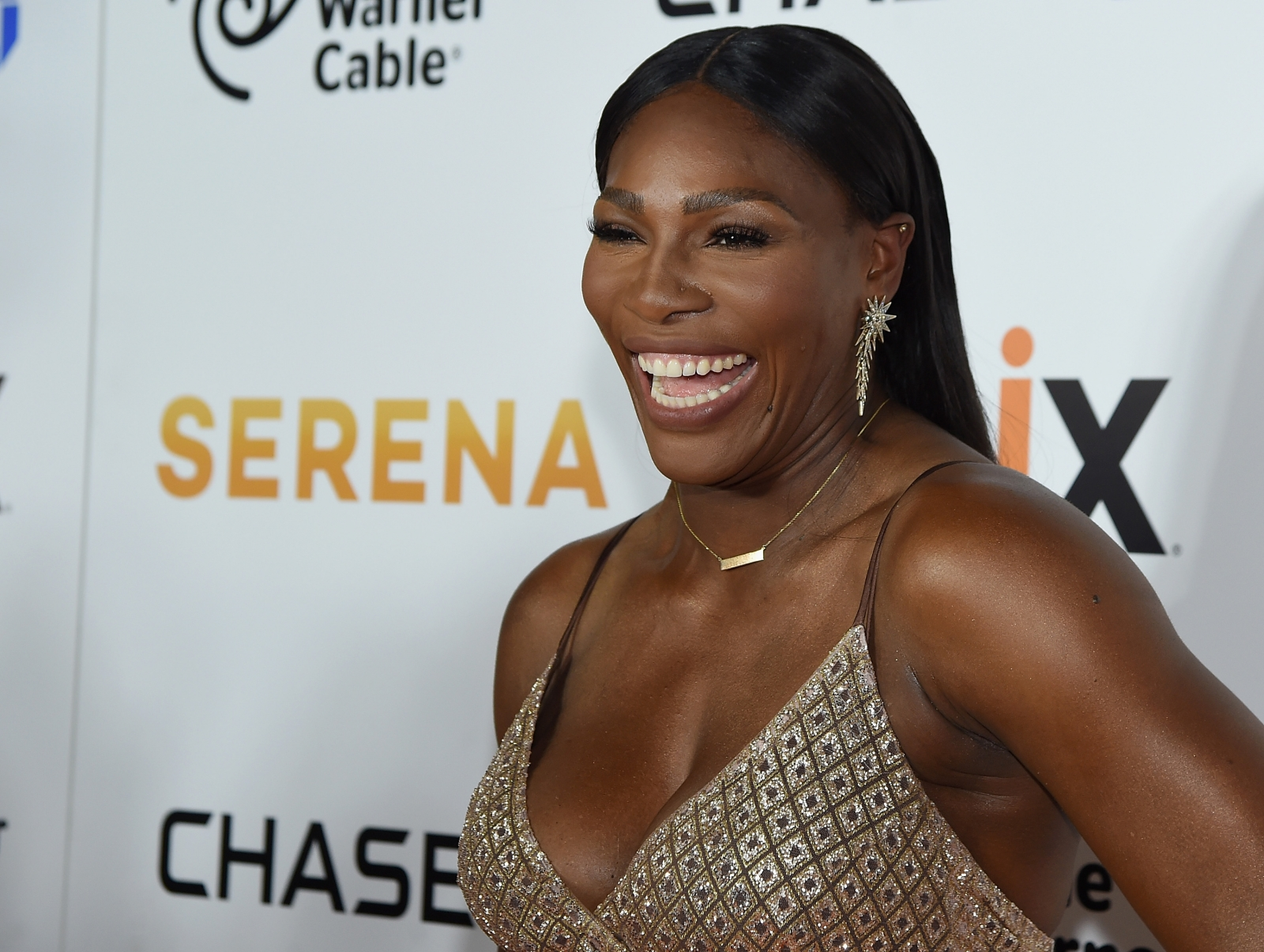 Williams: It's A... Gender Of Serena Williams' Baby Accidentally