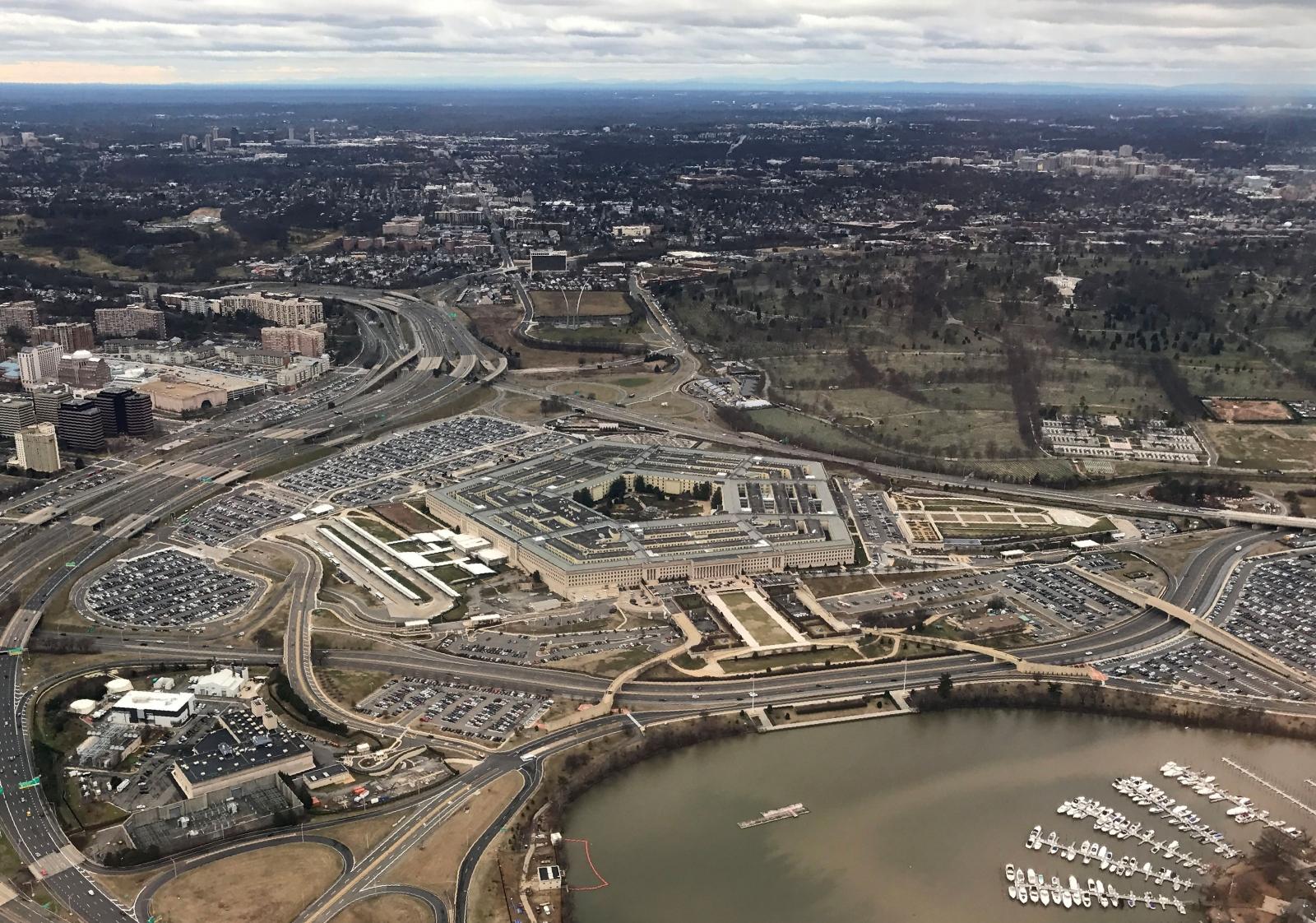 Pentagon leak