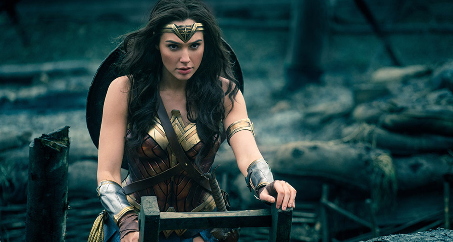 Women and girls help 'Wonder Woman' break office record