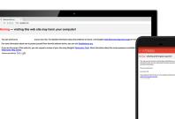 Gmail warning