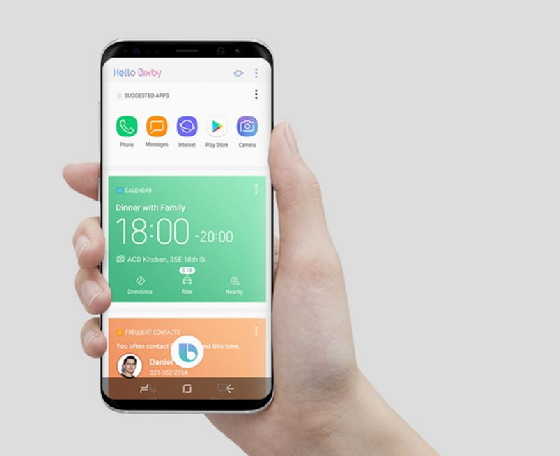 Samsung's Bixby struggles to understand English, delaying ...