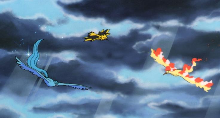 Pokemon Go Legendary Birds