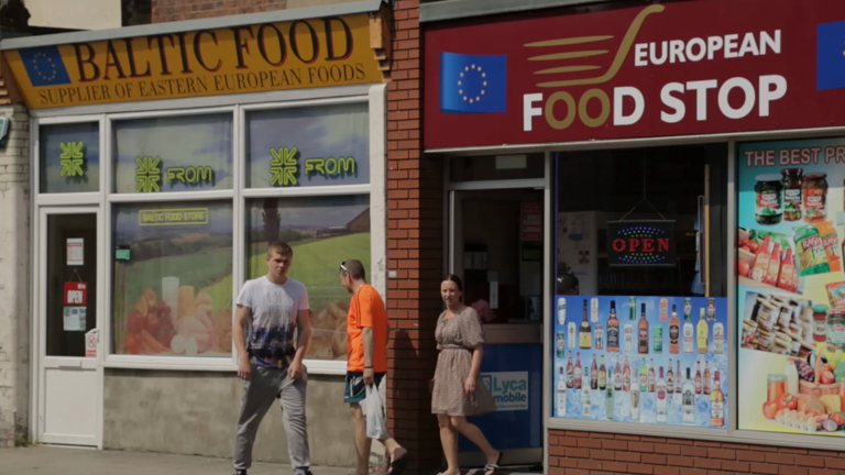 Brexit town: People of Boston share their views ahead of the UK's General Election