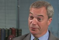 Farage: Claims I am FBI 'person of interest' are fake news