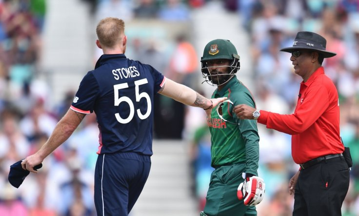 Ben Stokes and Tamim Iqbal
