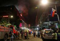 Manila casino attack