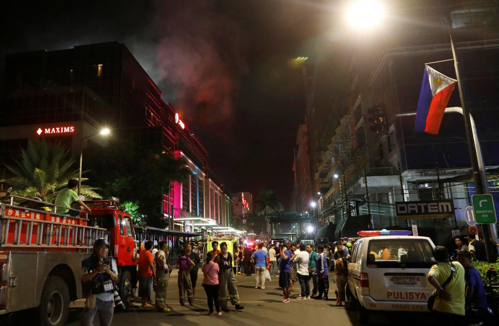 Image result for manila casino attack