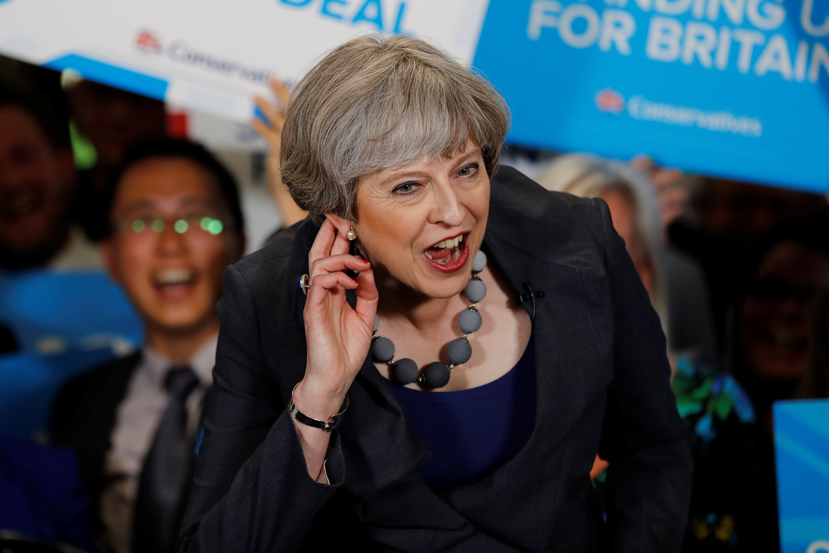 UK Conservatives Set to Lose Seats in General Election