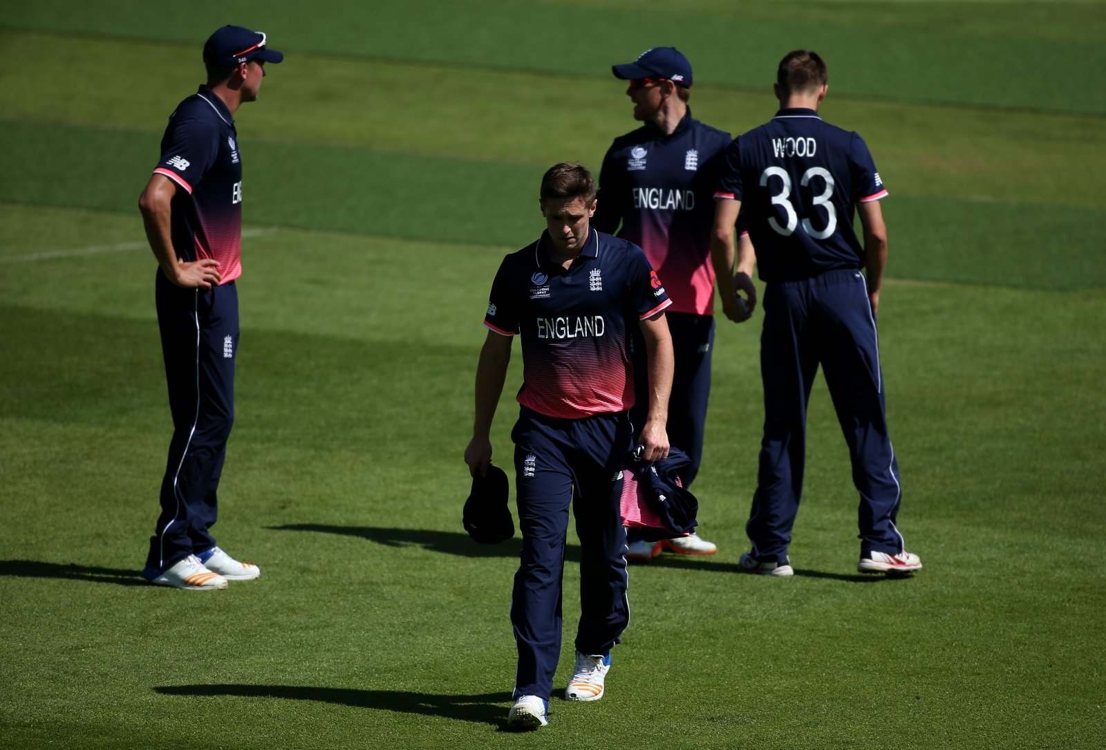 Root 'thrilled' with Champions Trophy start