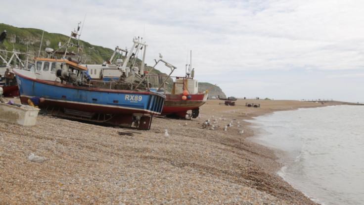 Fishing town of Hastings
