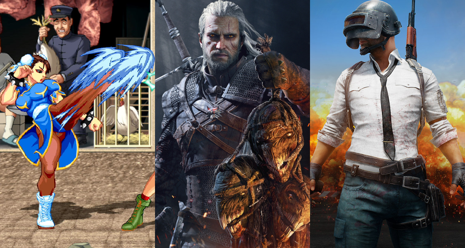 UK Deals Witcher 3 Street Fighter Battlegrounds