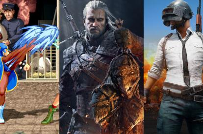 UK Deals Witcher 3 Street Fighter Battlegrounds