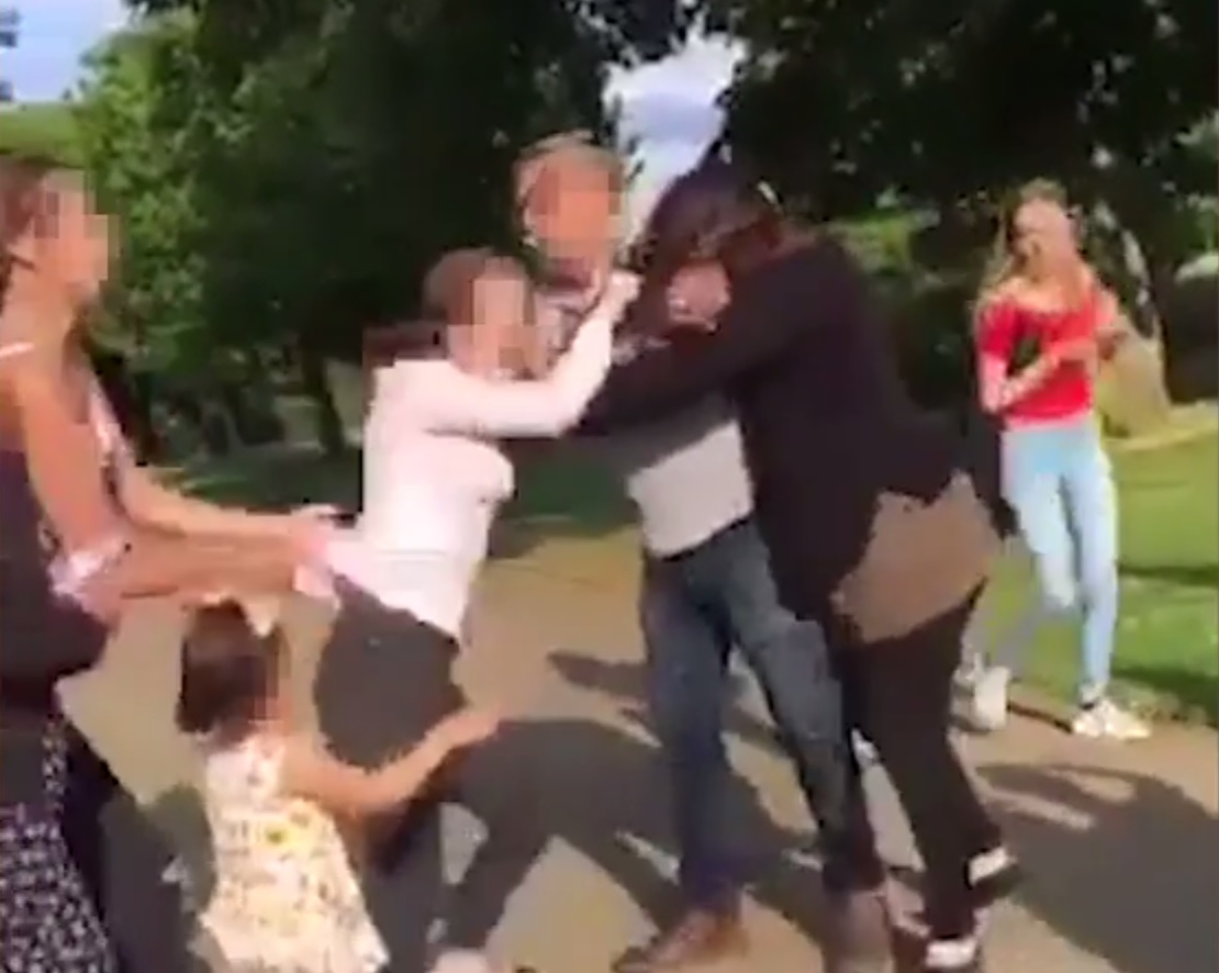 Middlesbrough teenage attack