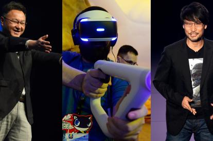 Sony E3 2017