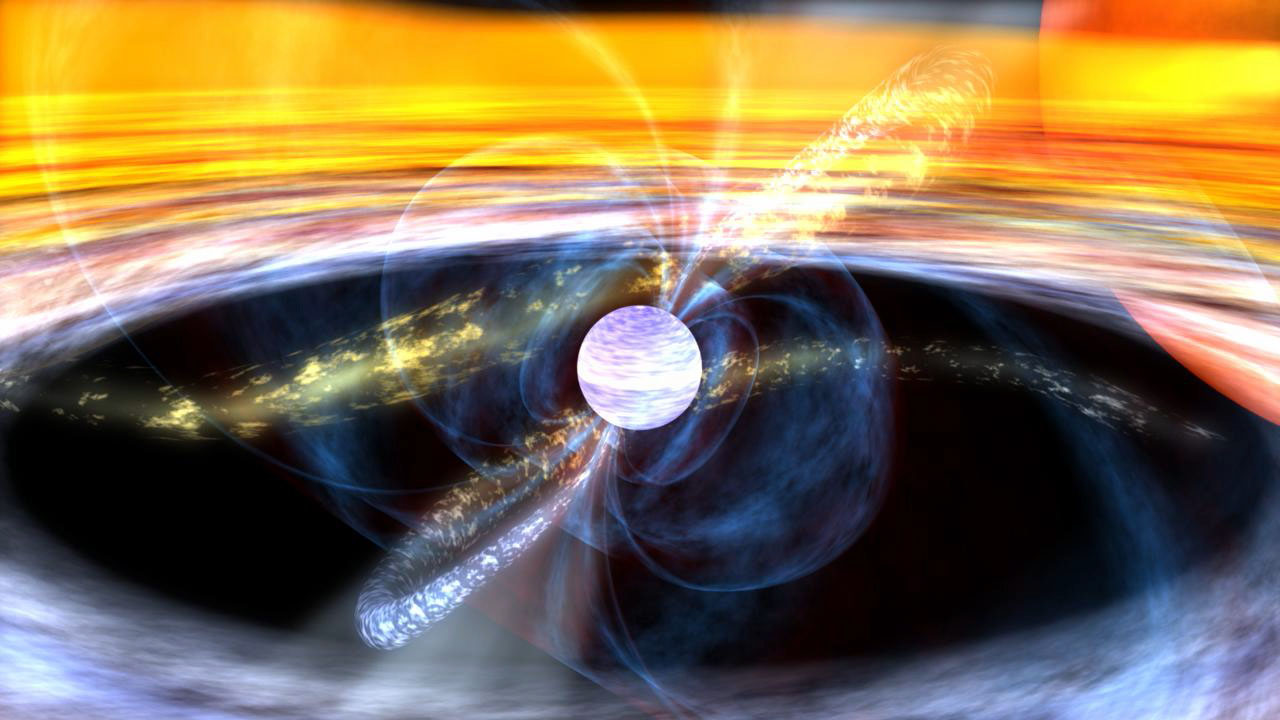 Nasa neutron star mission