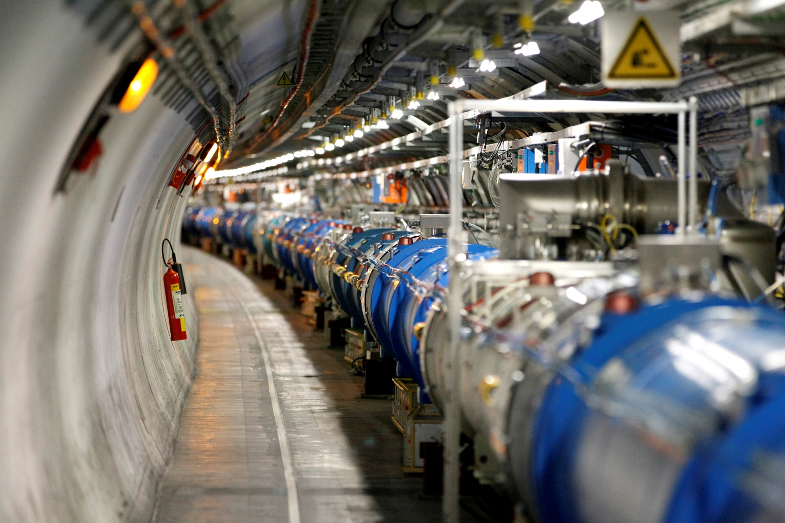 Large Hadron Collider 2.0