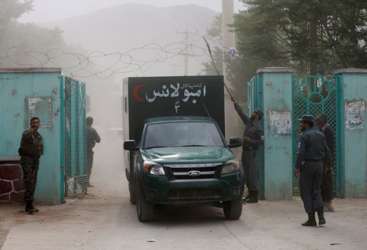kabul funeral bombing afghanistan
