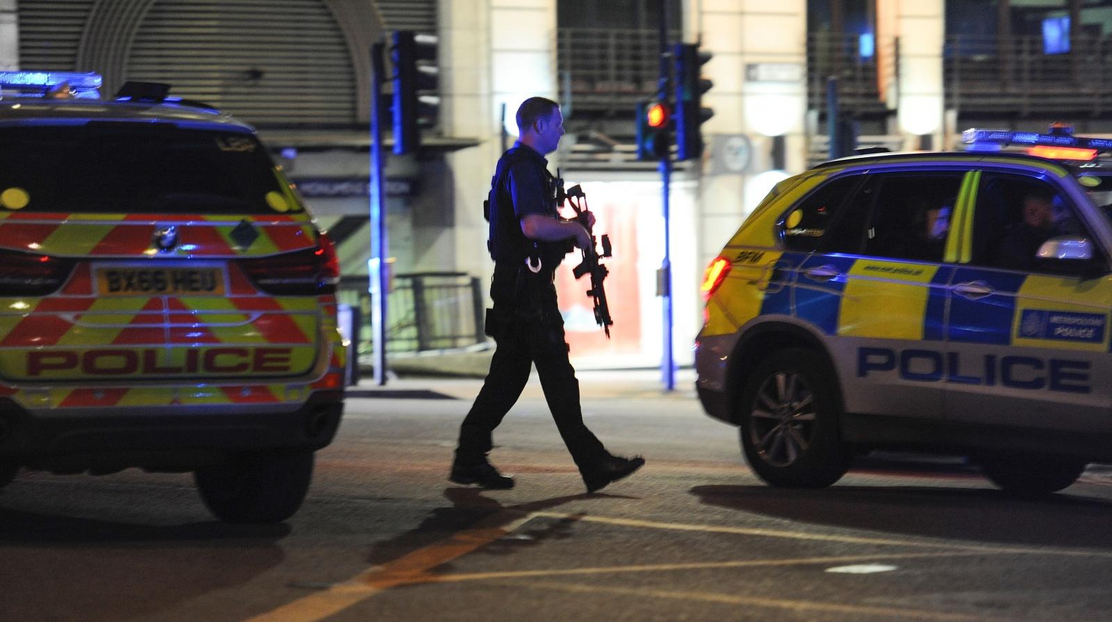 Image result for june 3, 2017 london bridge attack map 8 minutes