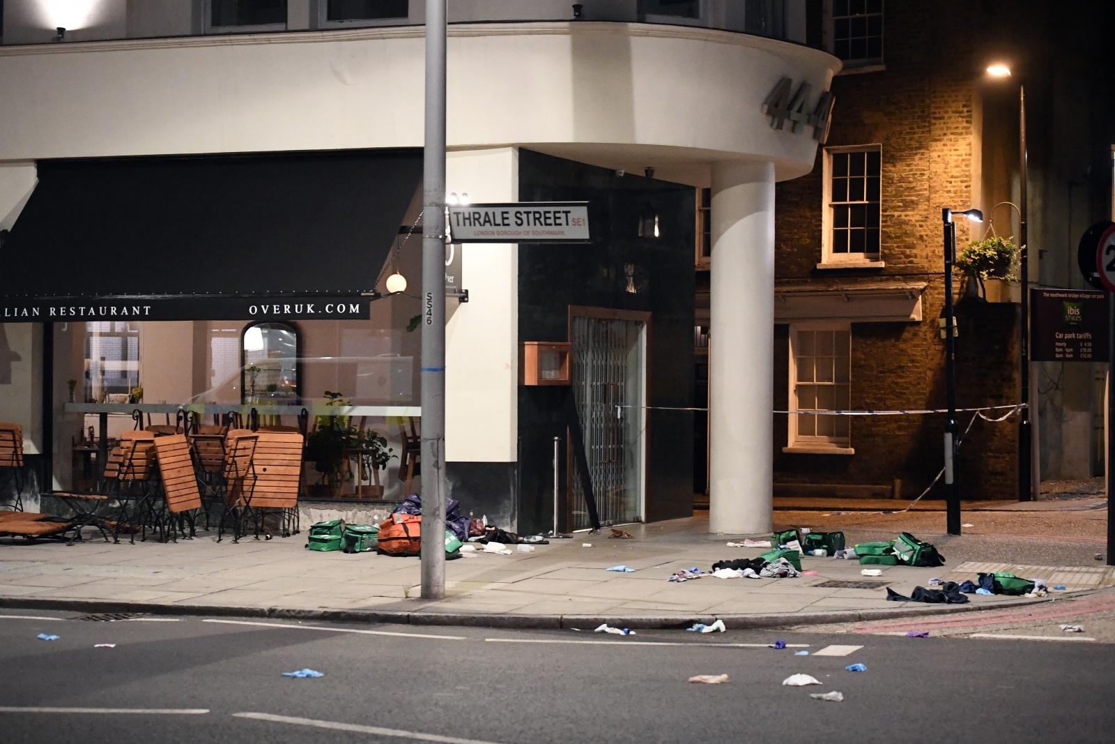 London Bridge Terror Attacks