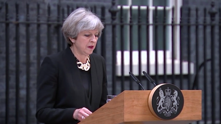 Prime Minister Theresa May says 'enough is enough' after latest terror attack in UK
