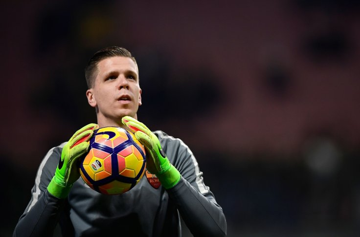 cea2c7d7a Wojciech Szczęsny wants to remain at Roma rather than return to ...