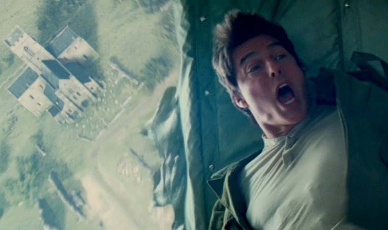 'The Mummy': Nick Saves Jenny Clip