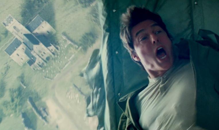'The Mummy': Nick Saves Jenny Clip