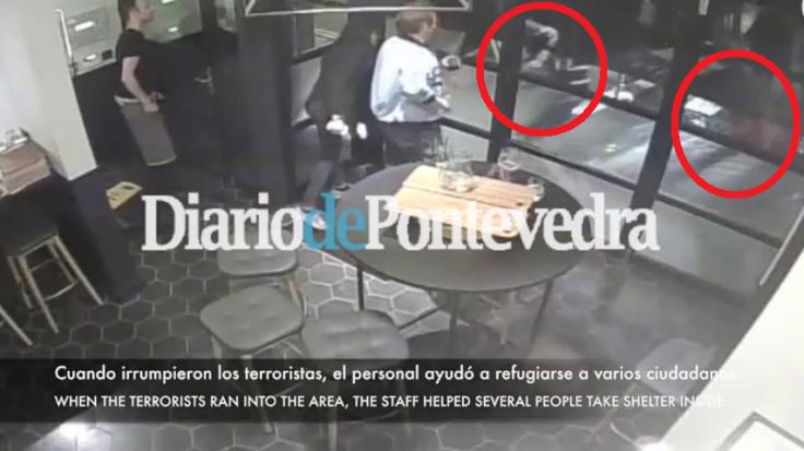 Sergio Farina terror attack