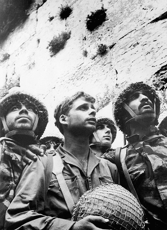 Six Day War in pictures: 50th anniversary of 1967 Arab-Israeli conflict